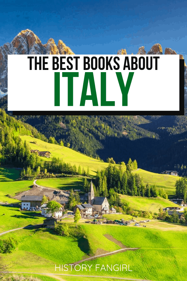 The Best Books about Italy