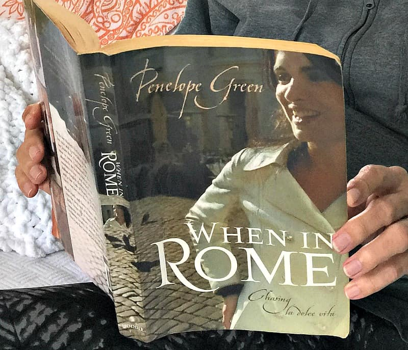 When in Rome Memoir Image