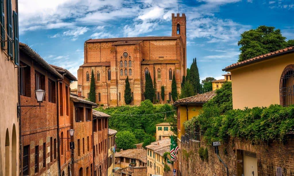 Italy - Siena - Church - Pixabay