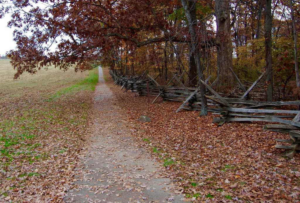 Fall in Gettysburg