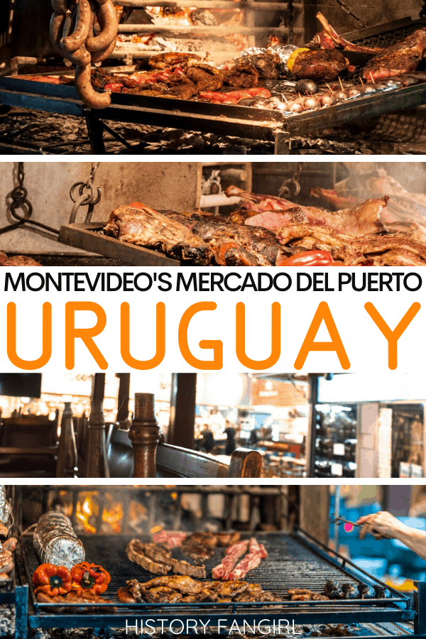 How to Eat at the Mercado Del Puerto a Must Eat in Montevideo Uruguay