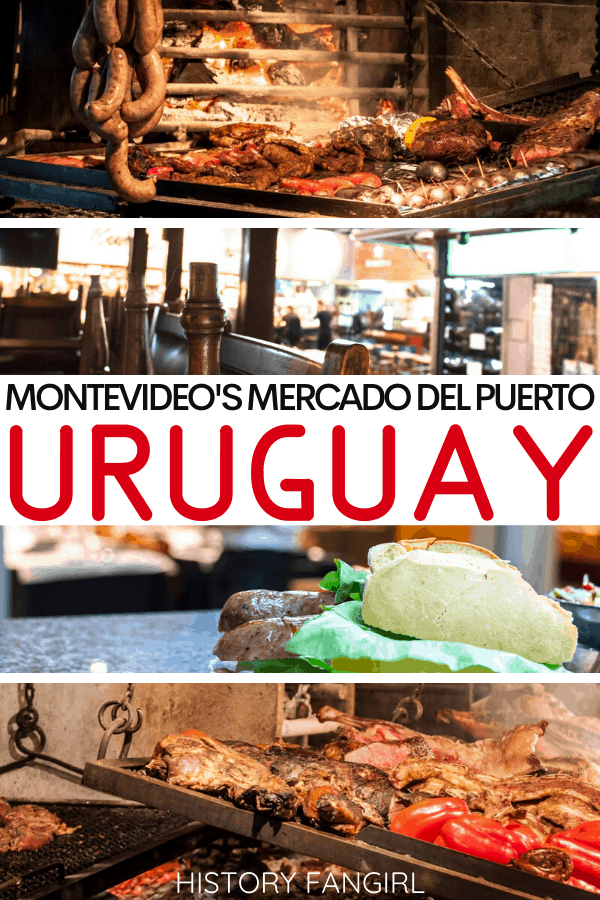 What to eat in Montevideo at the Mercado del Puerto