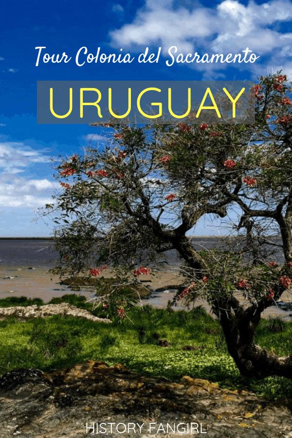 How to Tour Colonia del Sacramento, Uruguay