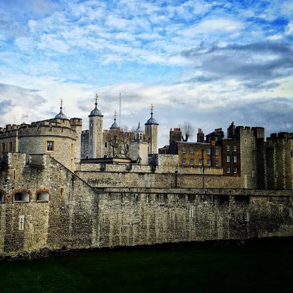 United Kingdom - London - Tower of London