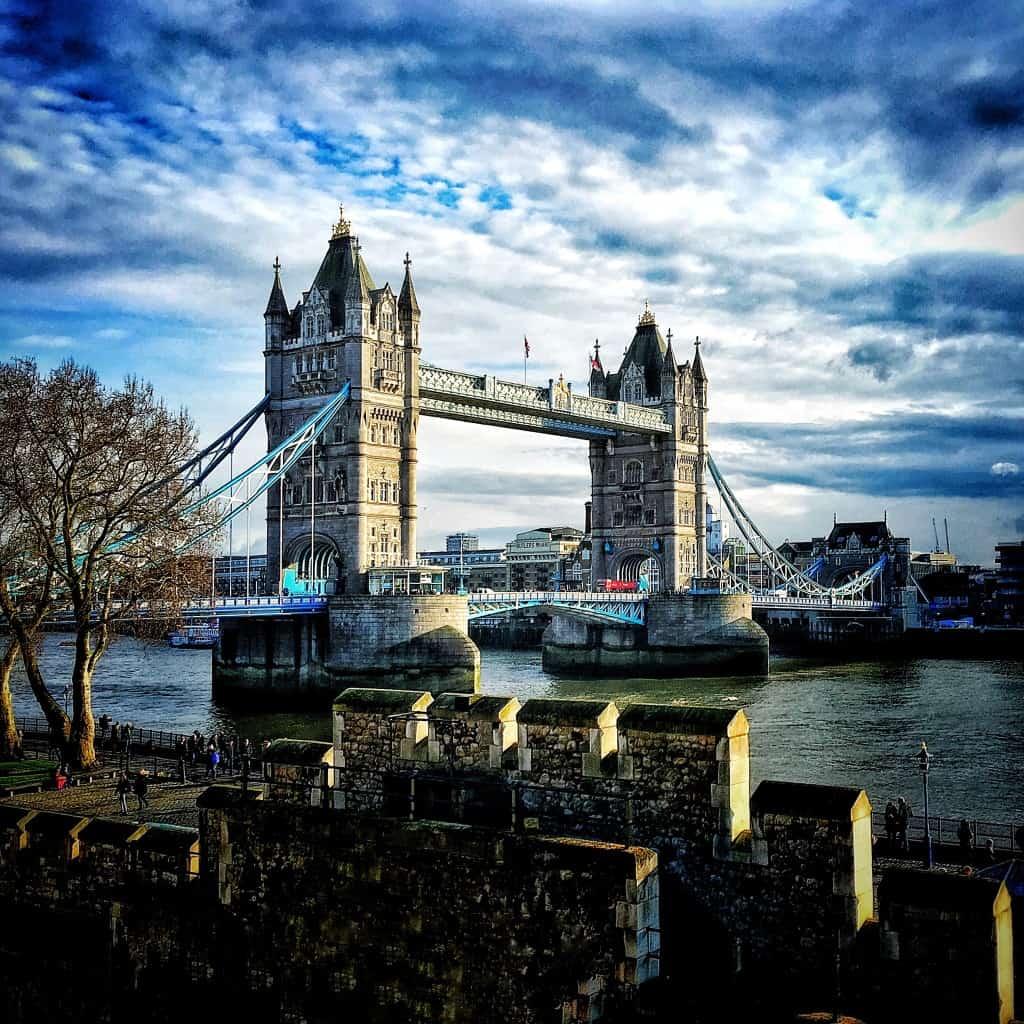 United Kingdom - London - Tower Bridge