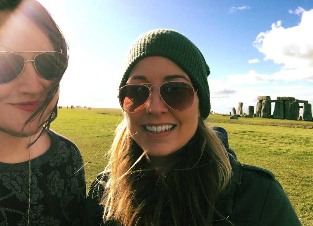United Kingdom - Stonehenge - Stephanie