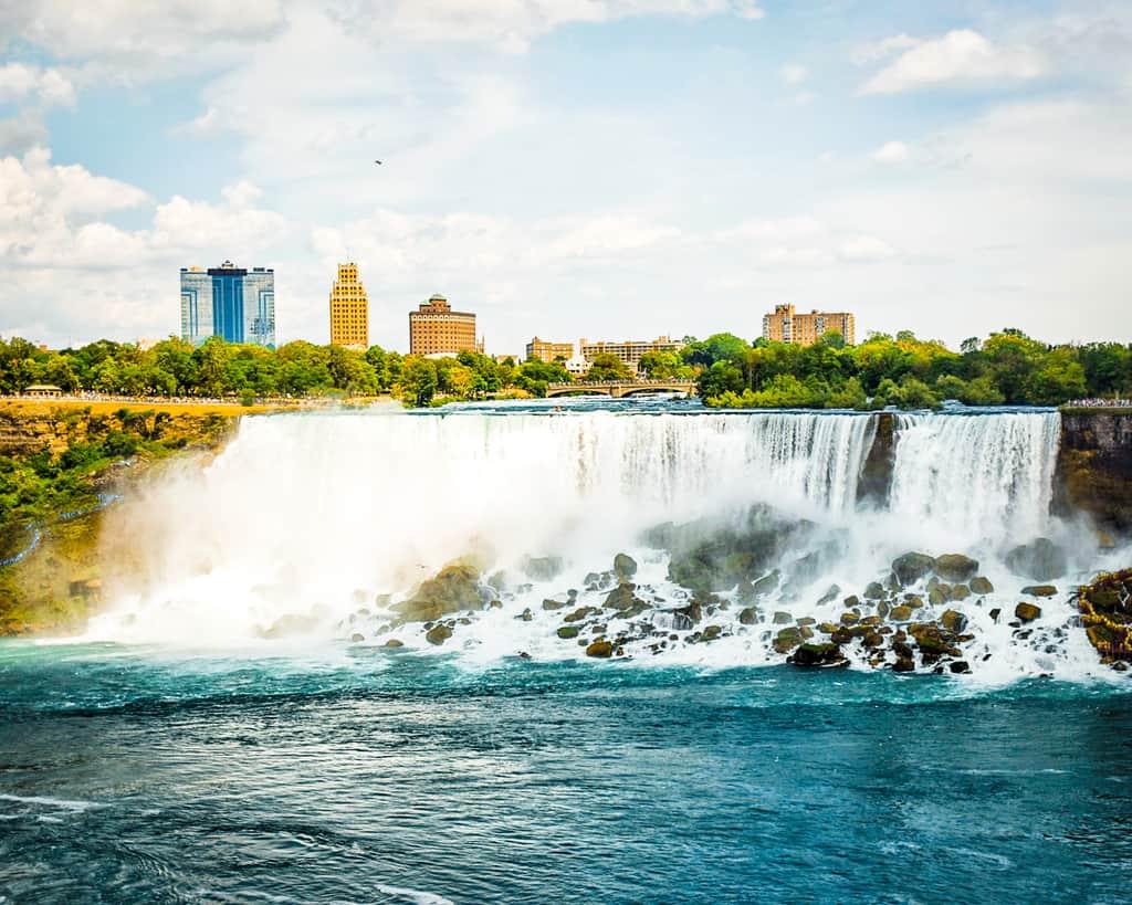 Canada - Niagara Falls - American Falls