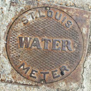 St. Louis Water Meter