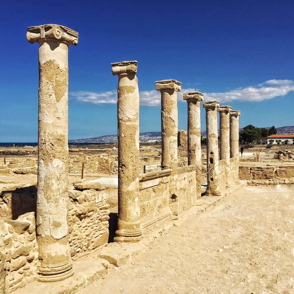 Unesco World Heritage Site 27 Paphos History Fangirl