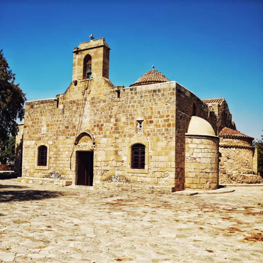 Angeloktisti Church
