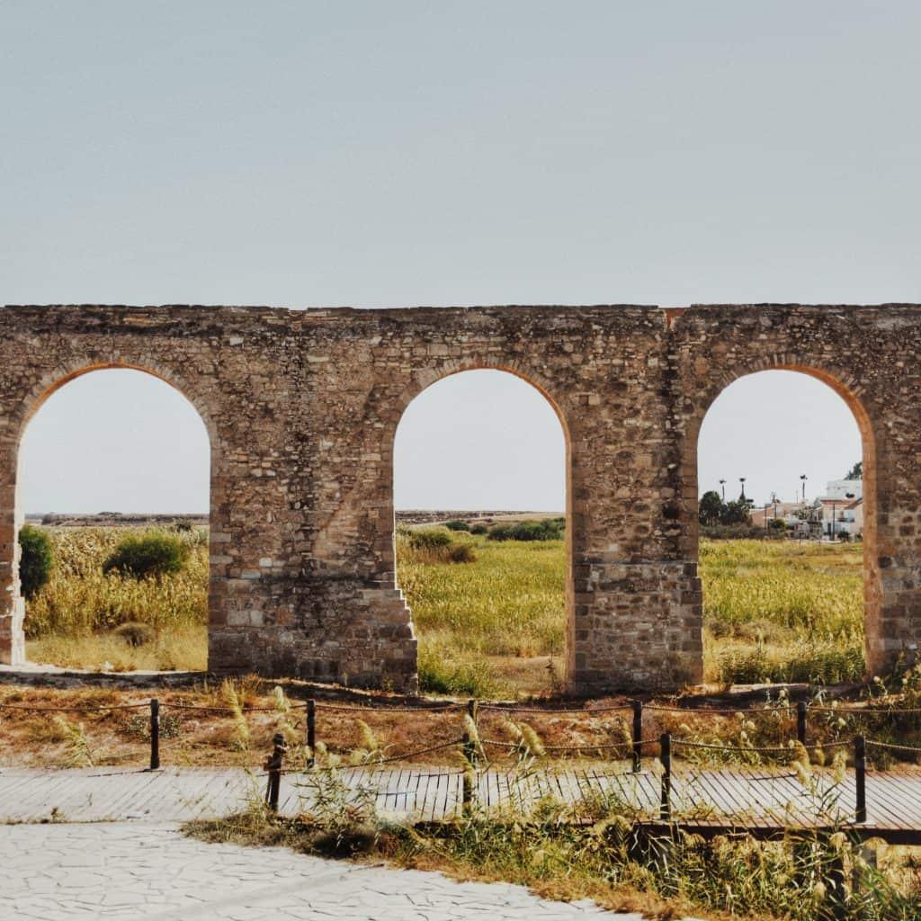 The Kamares Aqueduct