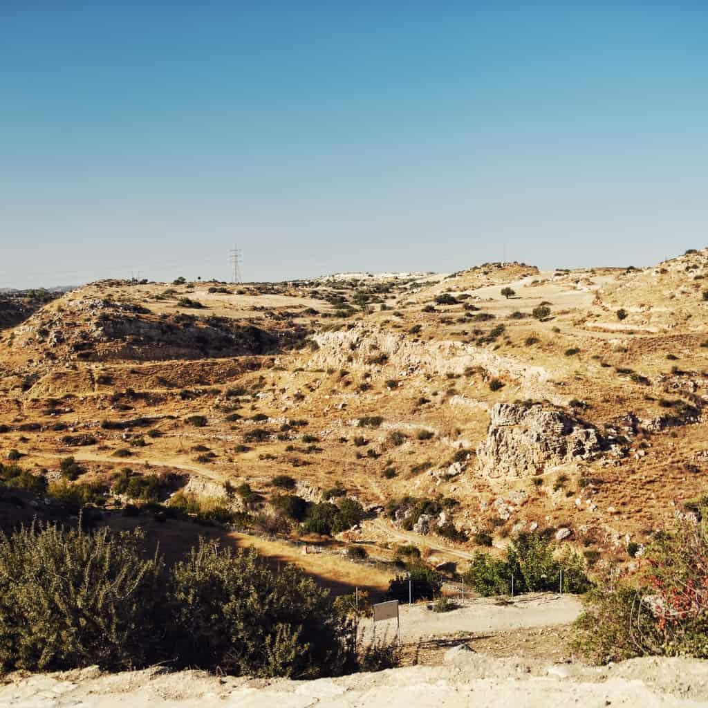 UNESCO World Heritage Site #29: Choirokoitia