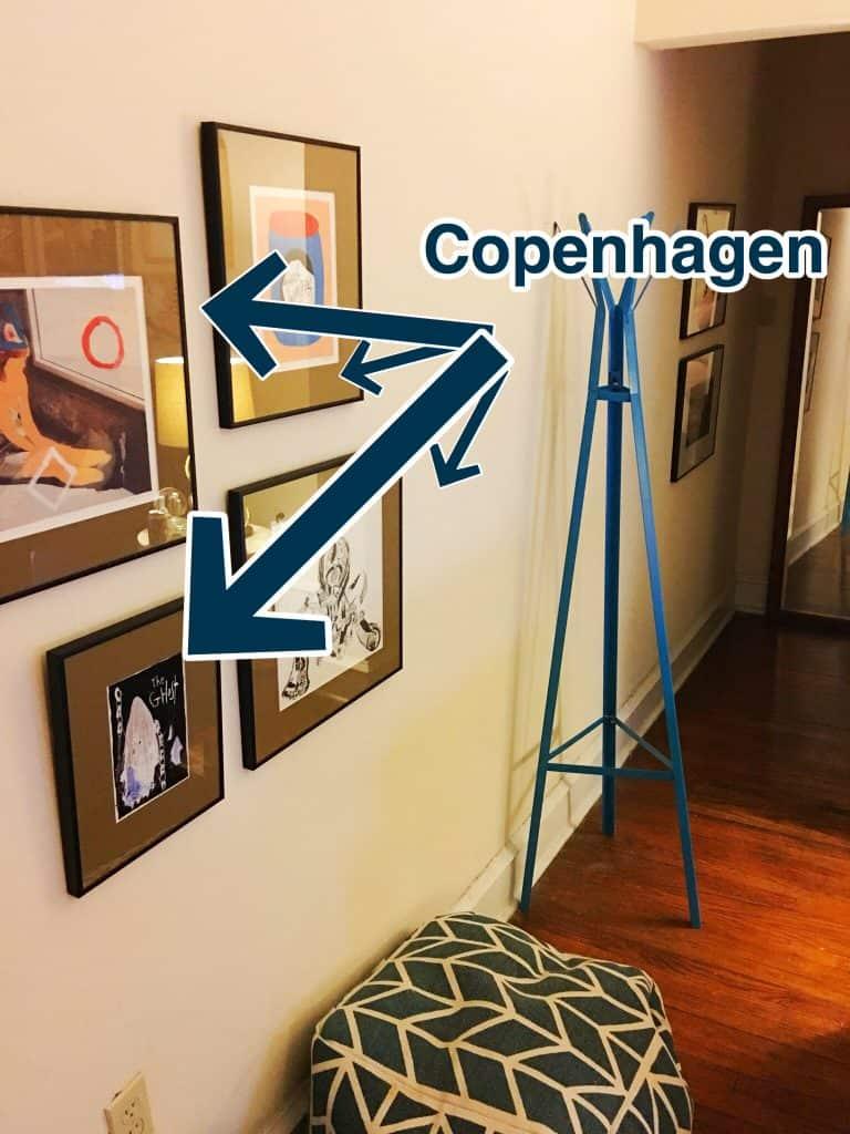 Some of my favorite pieces of art. From Copenhagen.