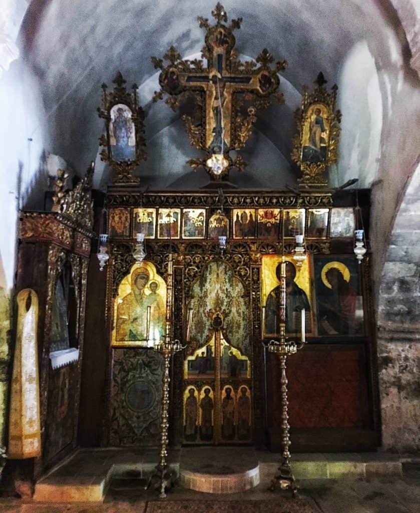 St. John Lambadhistis Monastery