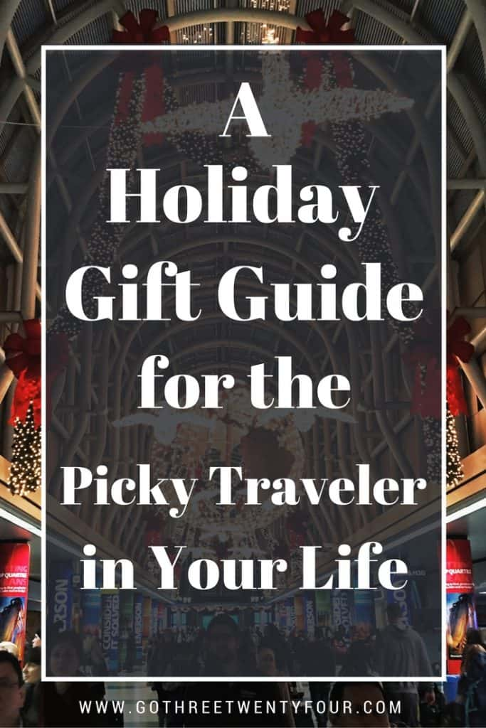 A Holiday Gift Guide for the Picky Traveler in Your Life