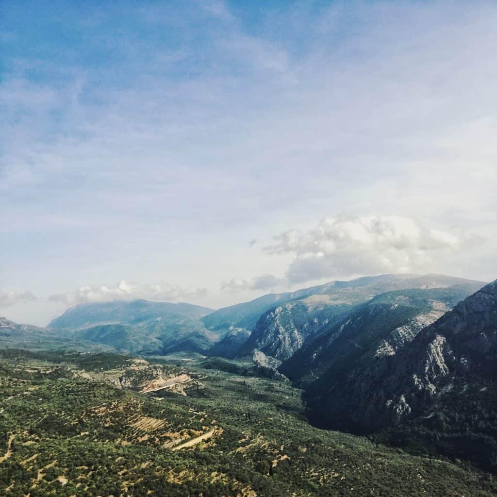 Delphi is Gorgeous!