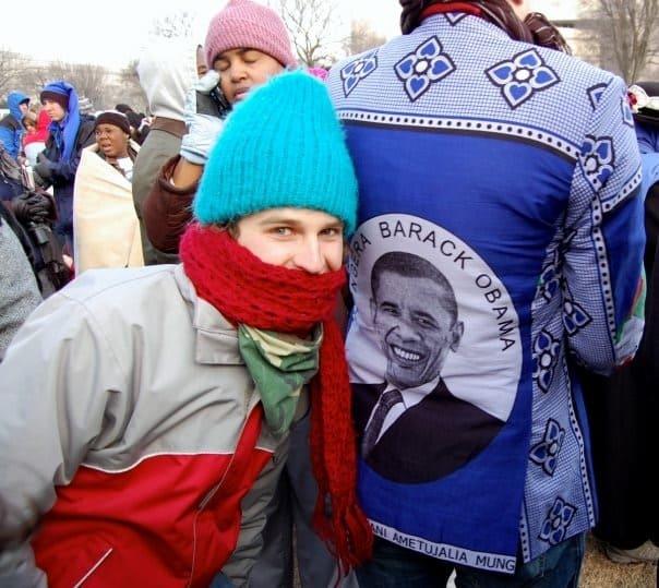 Washington DC - Presidential Inauguration -What to Wear to Inauguration - Sweet Obama Jacket