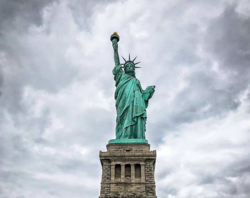 UNESCO World Heritage Site #2: The Statue of Liberty