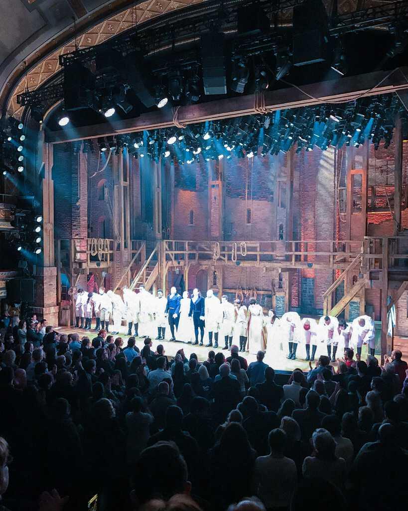 Hamilton Curtain Call