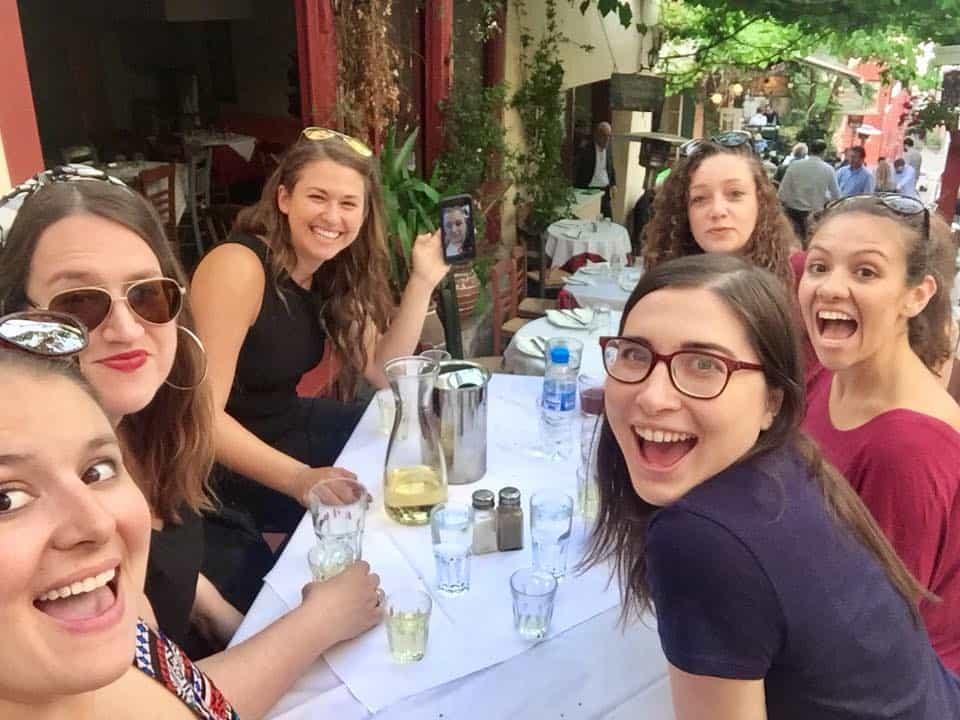 Greece - Athens - Friends