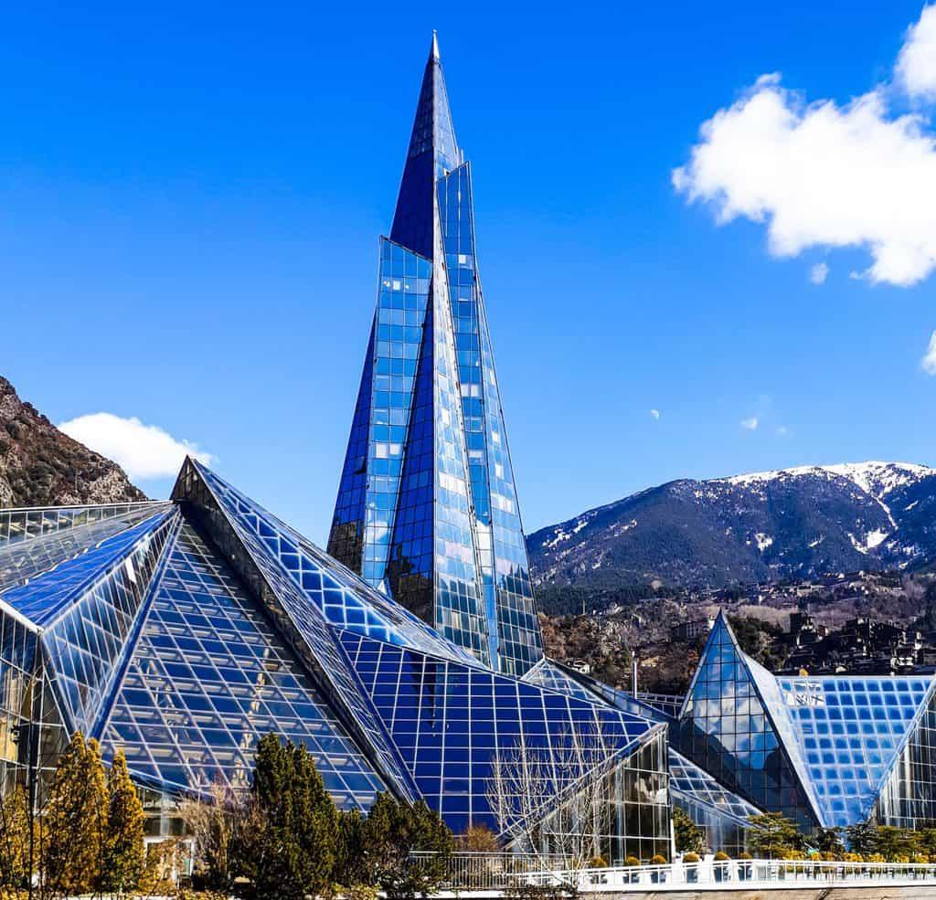 Andorra - Andorra La Vella - Caldea Spa