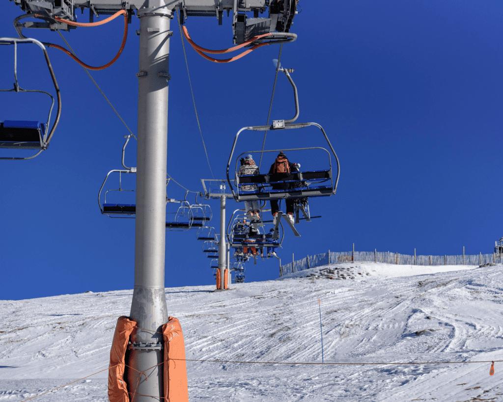 Andorra Ski Lift