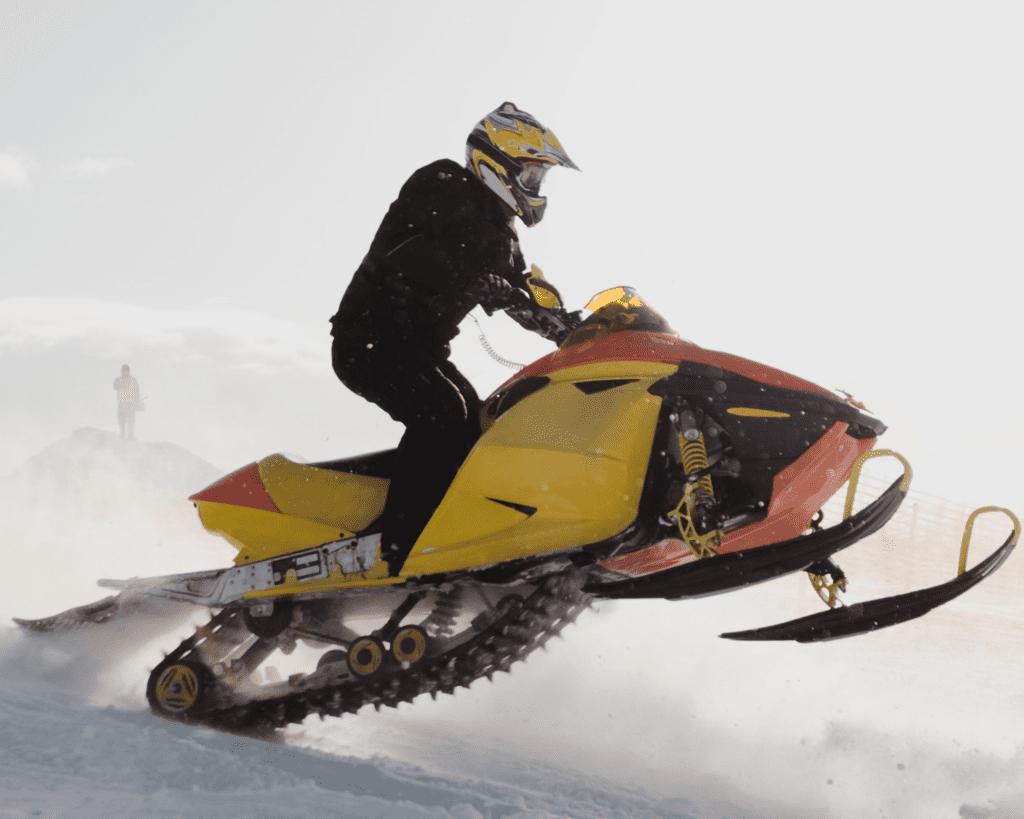 Andorra - Snowmobiling