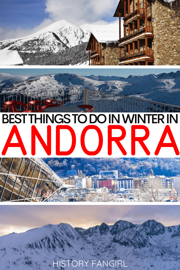 best things to do in andorra in winter