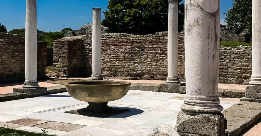 Gamzigrad-Romuliana, Palace of Galerius