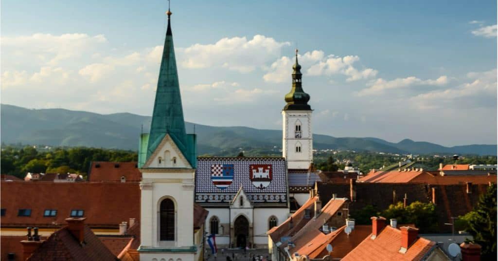 Gorgeous Historic Places in Zagreb, Croatia