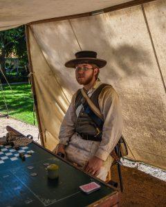 A Historian at the Alamo
