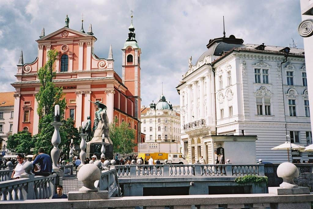 Reinventing the Dragon City of Ljubliana
