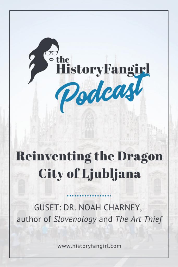 Reinventing the Dragon City of Ljubljana