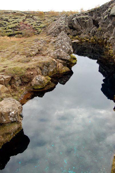 Iceland's Thingvellir National Park