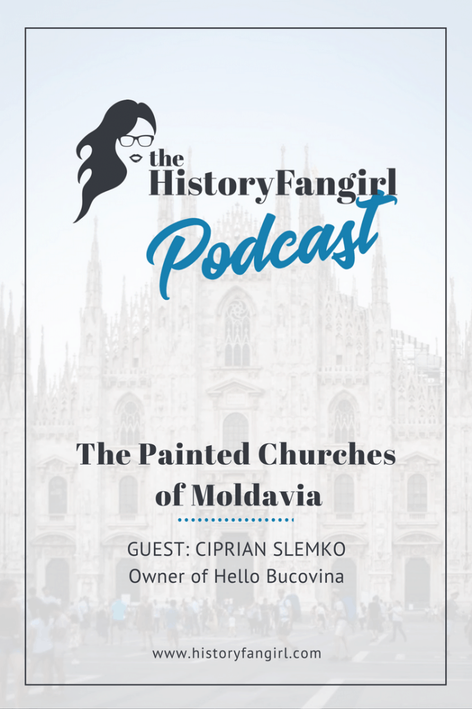 The Painted Churches of Moldavia