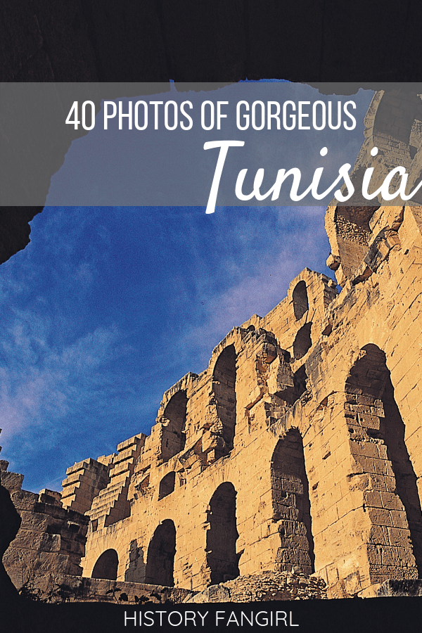 40 Stunning Photos of Tunisia Historical Sites