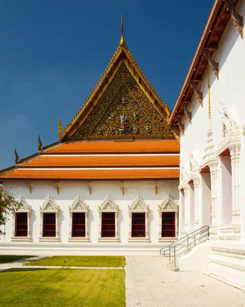 Wat Mahathat Yuwarajarangsarit Rajaworamahavihara