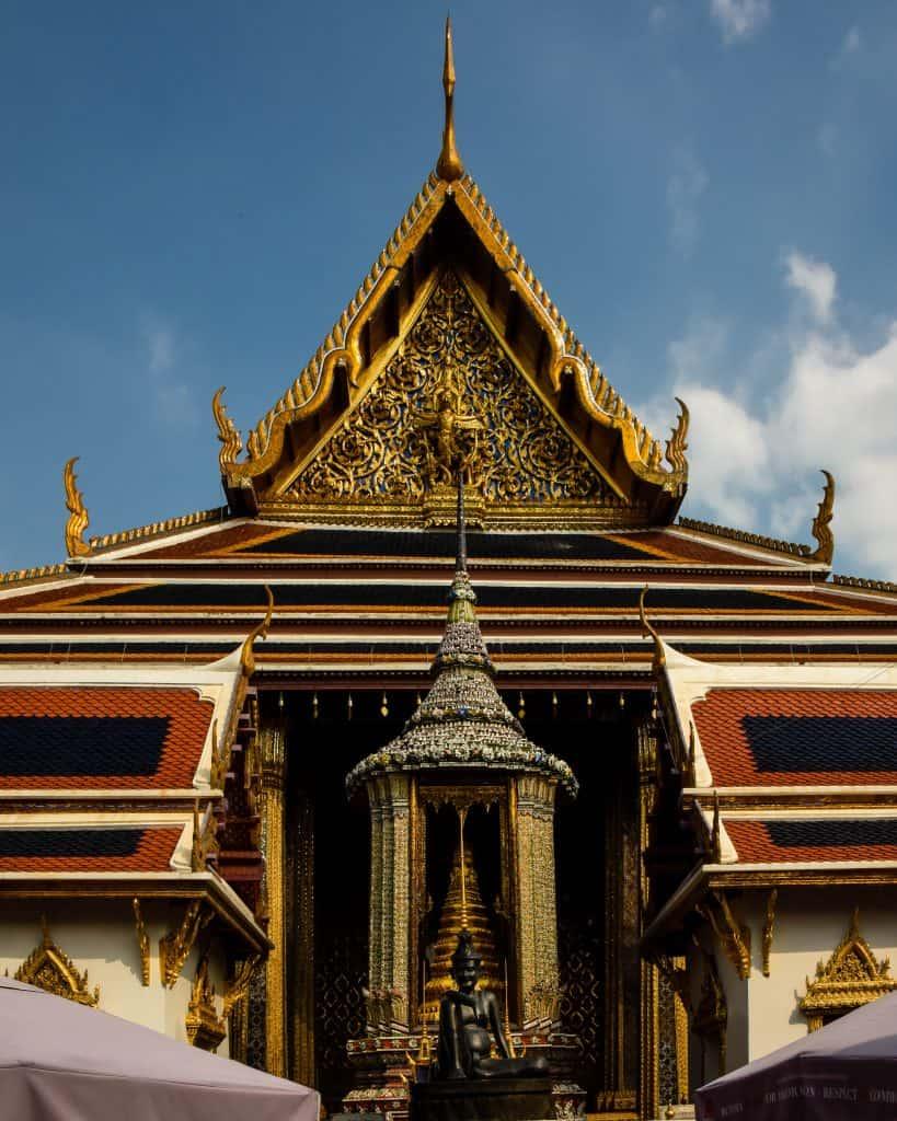 Wat Phra Kaew (Temple of the Emerald Buddha)