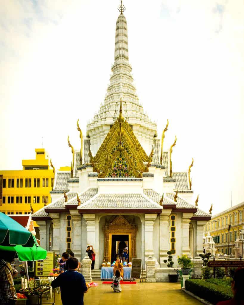 Lak Muang (the City Pillar Shrine)