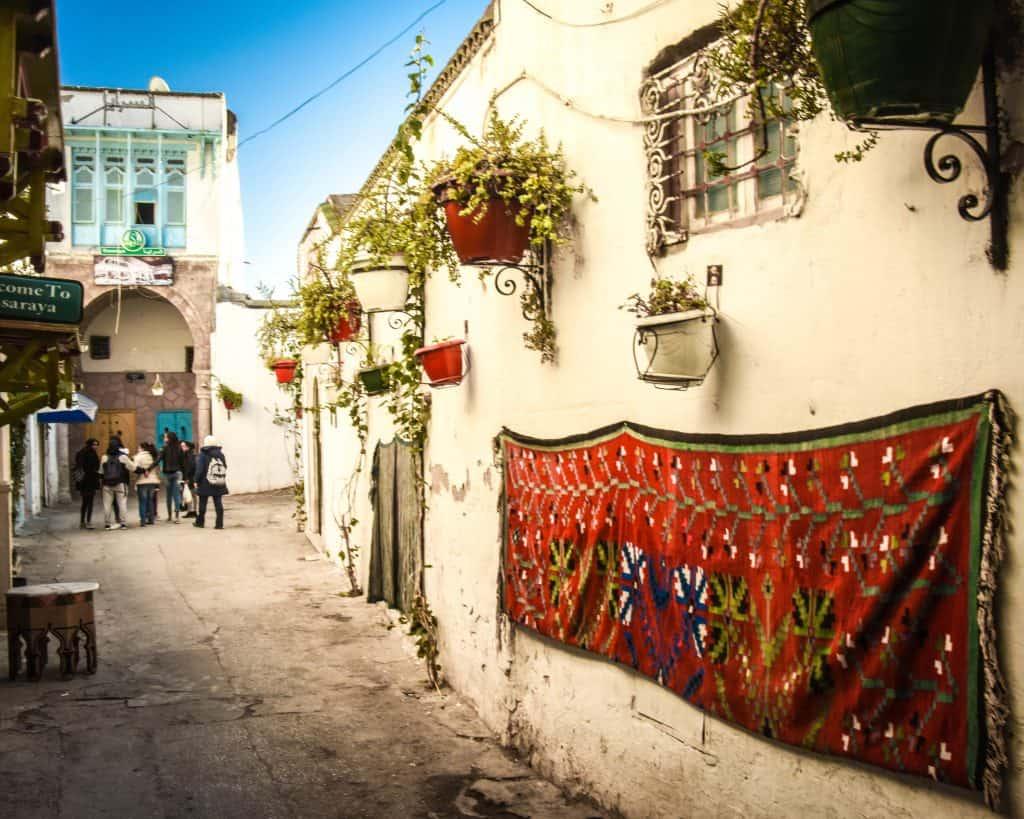 The Medina of Tunis - Photographs of Tunisia Historical Sites