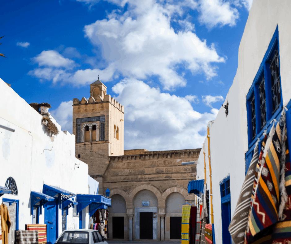 Traveling Tunisia's Historic Sites in PhotographsTraveling Tunisia's Historic Sites in Photographs