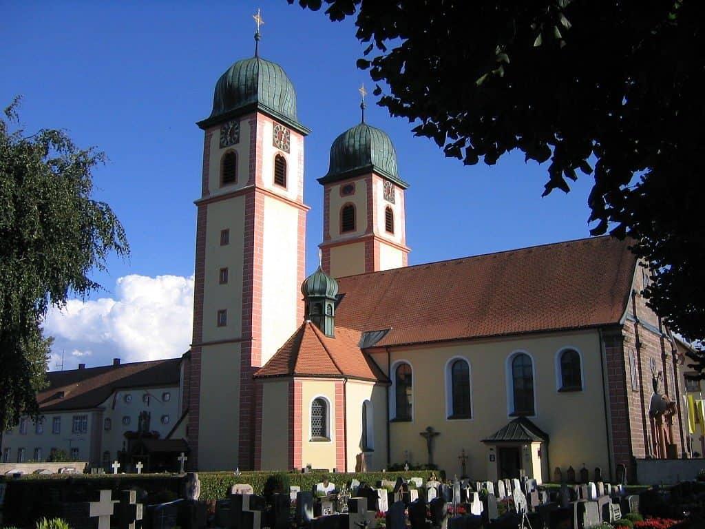 St. Märgen's Abbey