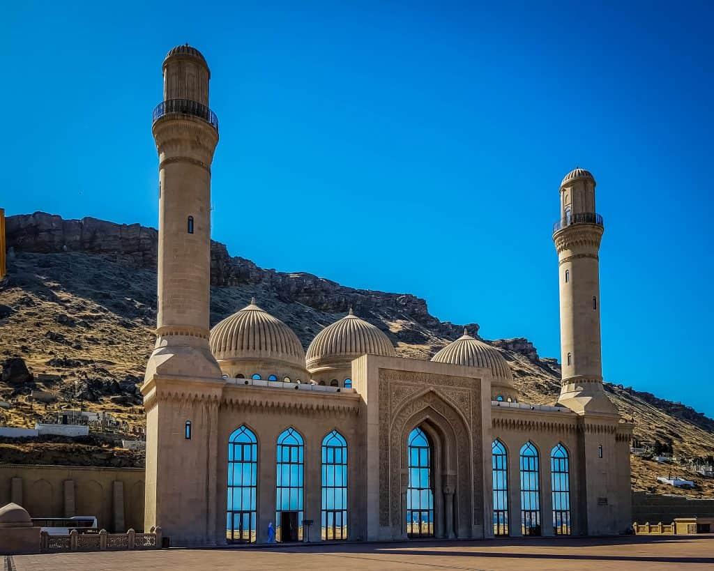 Azerbaijan - Baku - Bebe Heybat Mosque