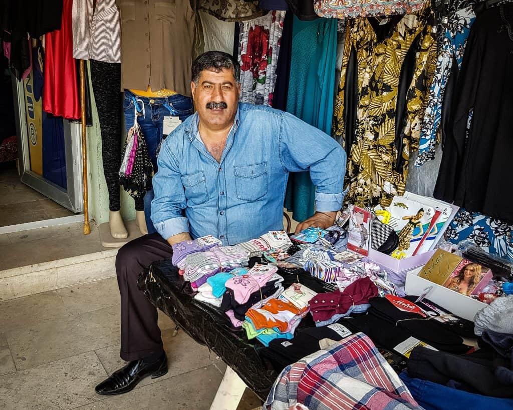 Azerbaijan - Nakhchivan - Market