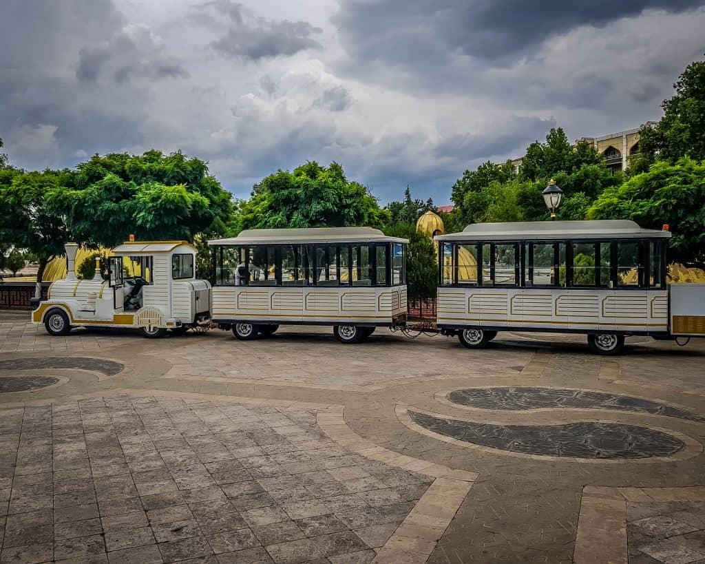 Azerbaijan - Nakhchivan - Train