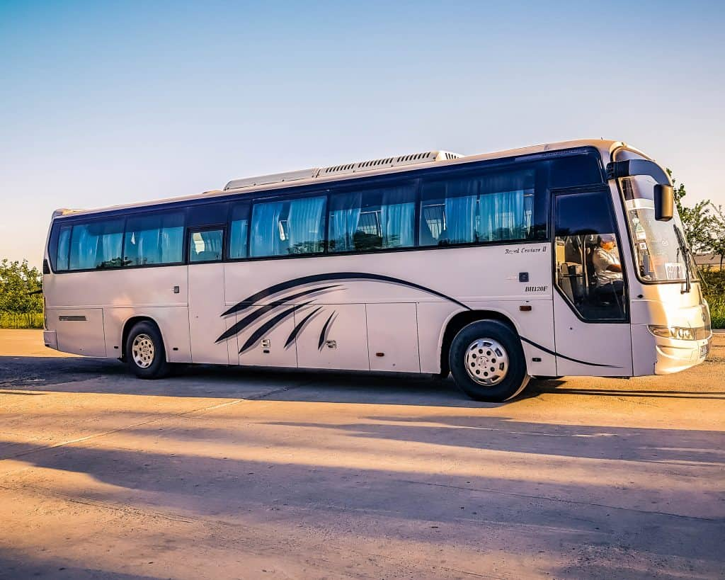Azerbaijan - Ganja - Bus from Baku to Ganja