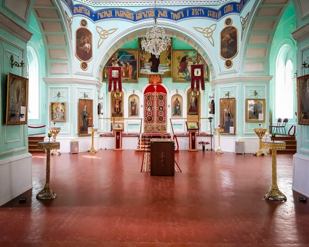 Azerbaijan - Ganja - Alexander Nevsky Church