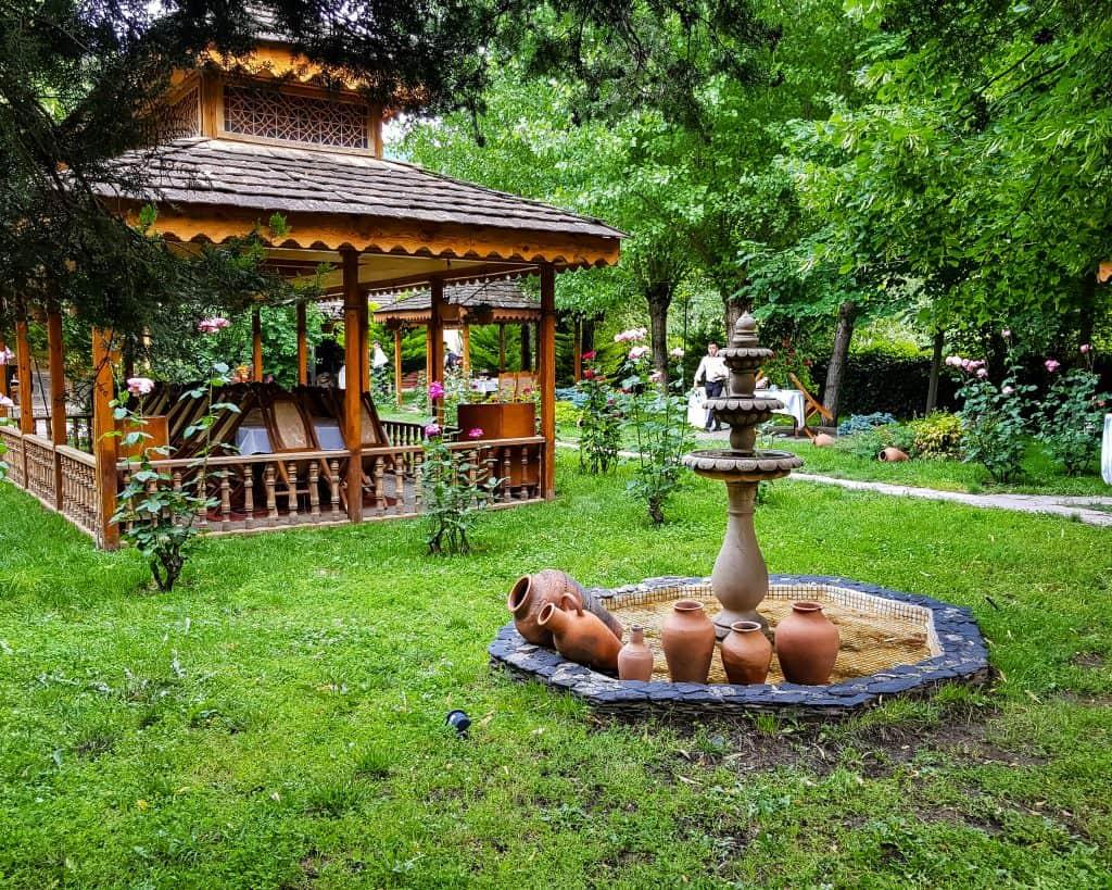 Azerbaijan - Sheki - Caravanasi Restaurant