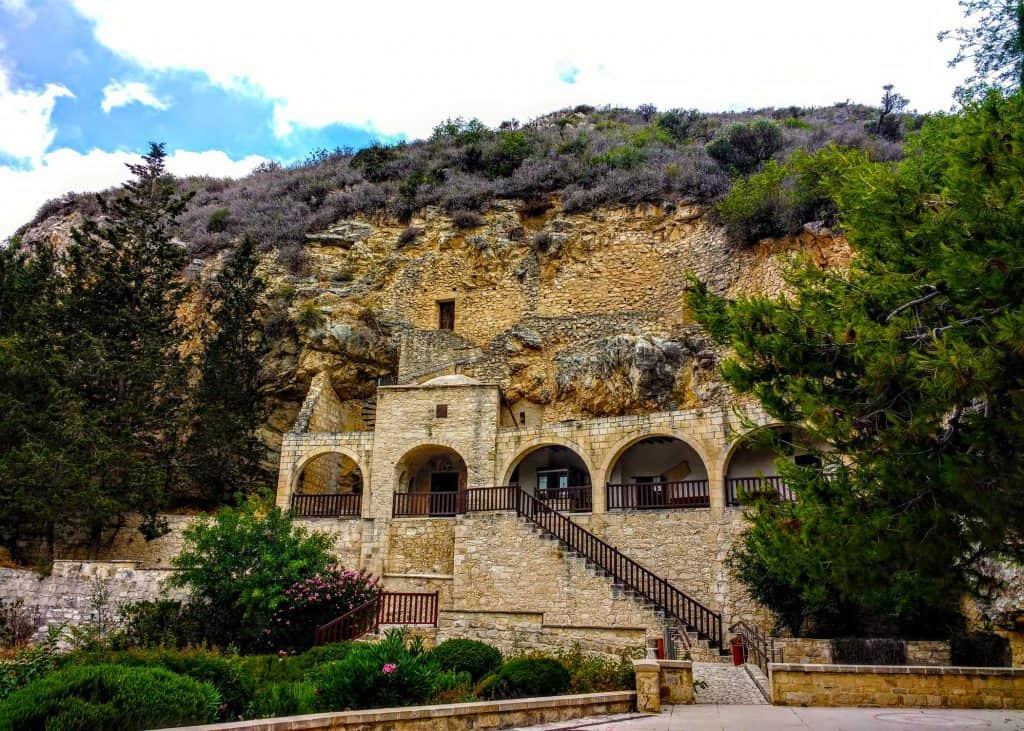 Cyprus - Tala - Agios Neophytos Monastery