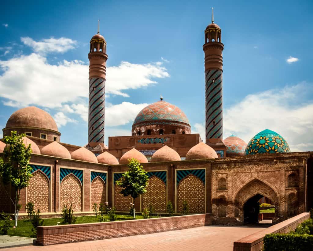 Azerbaijan - Ganja - Imamzadeh